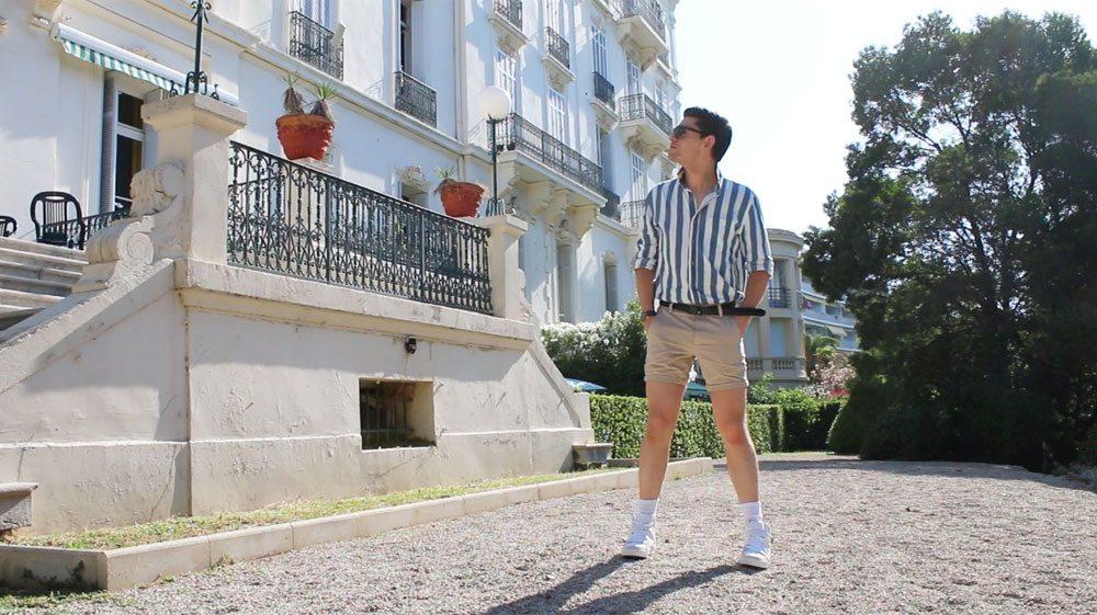 Robin-James-Hair-GRWM-Cannes-Outfit