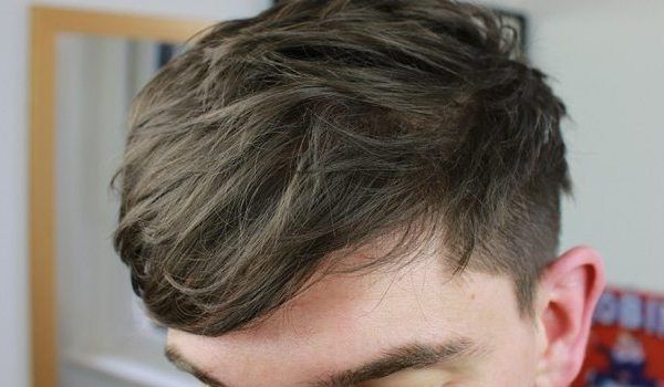Men's Medium Length Hairstyle | How To
