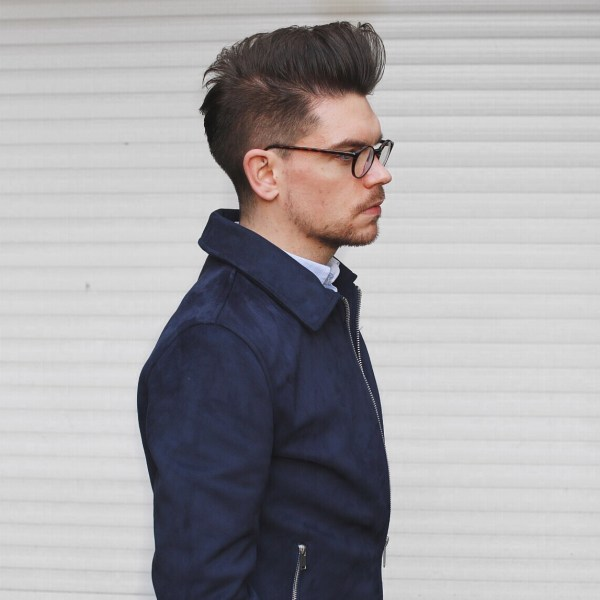 Simple 3 Product Quiff