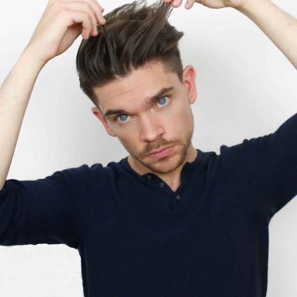 7 Top Tips For Guys With Fine Hair