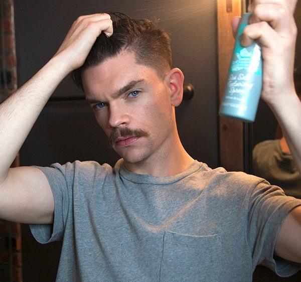 Sea Salt Spray Men S Why You Need It And How To Use It