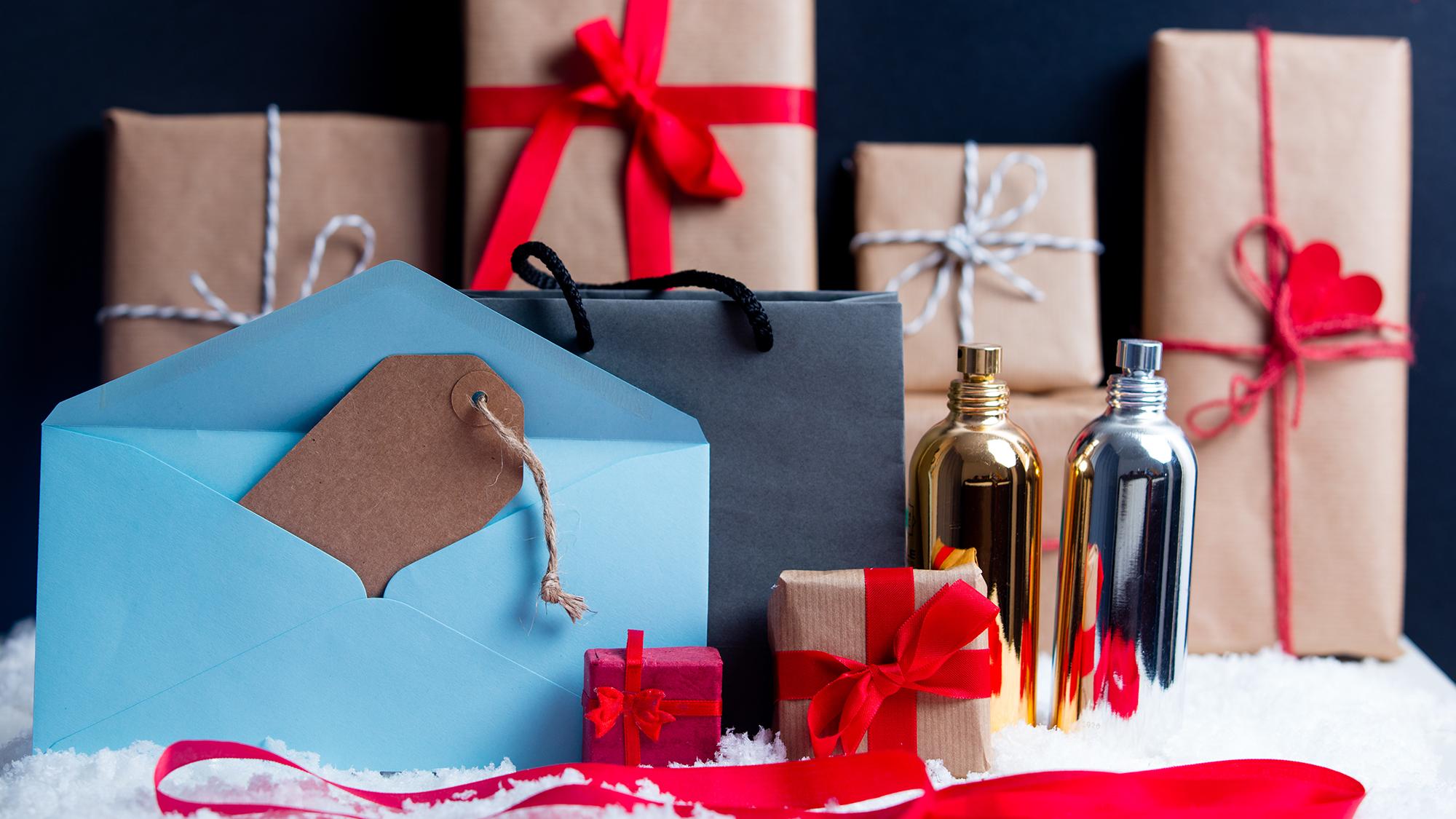 fragrance perfume gift set present