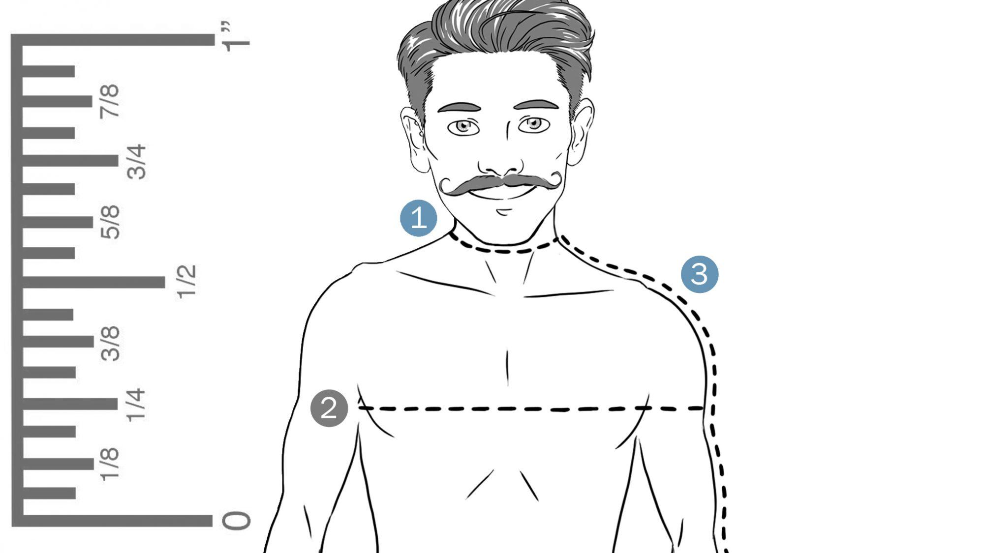 Men S Size Guide