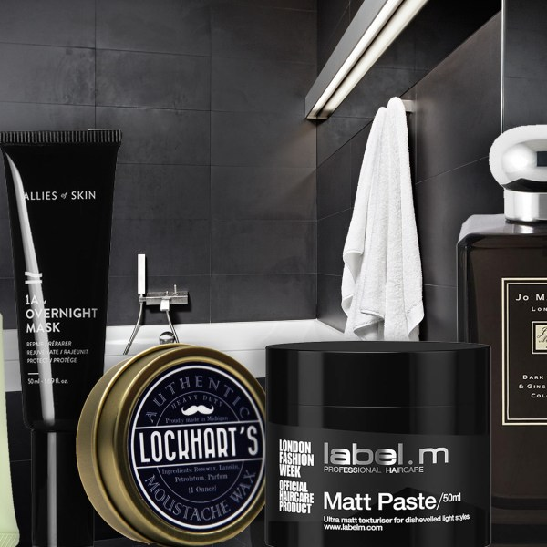 My Favourite Men's Hair and Grooming Products | February 2018