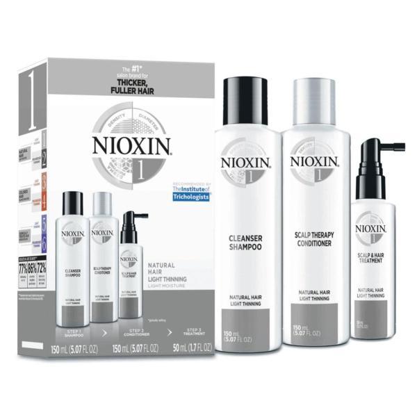 Nioxin System 1 Shampoo and Conditioner