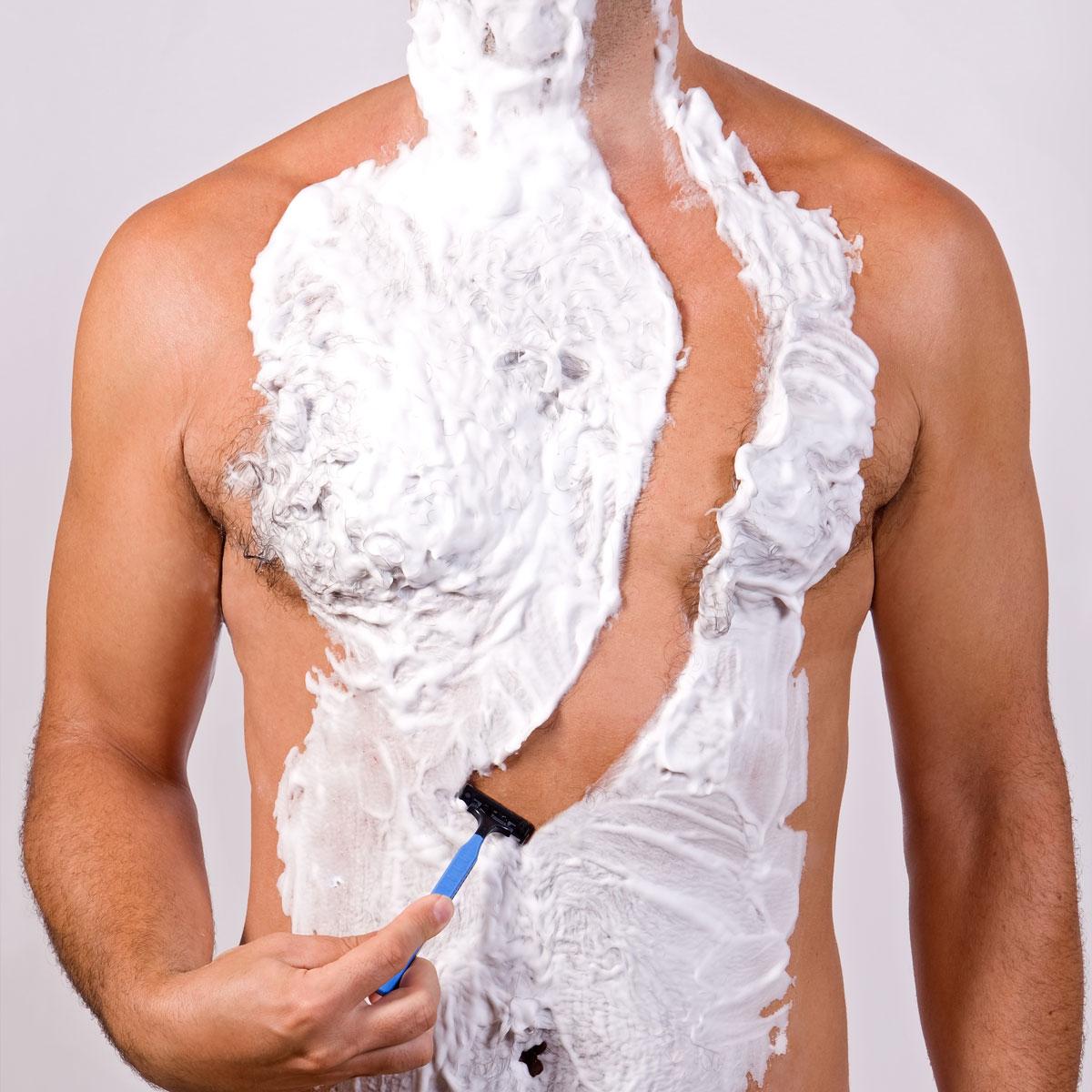 shaving-body-razor-man-for-himself