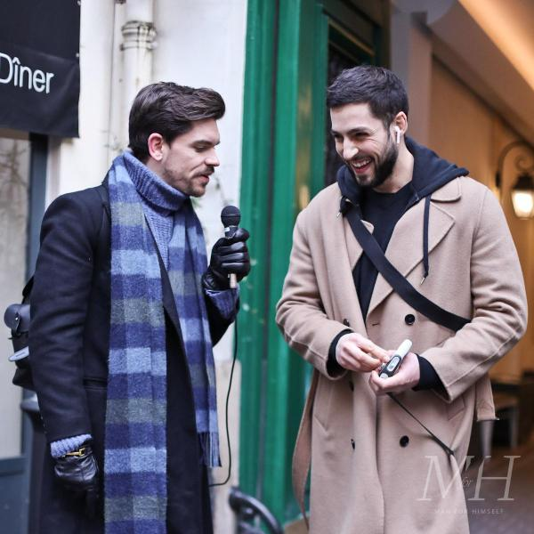 Street Styled | Best Dressed Men In Paris | Men's Fashion