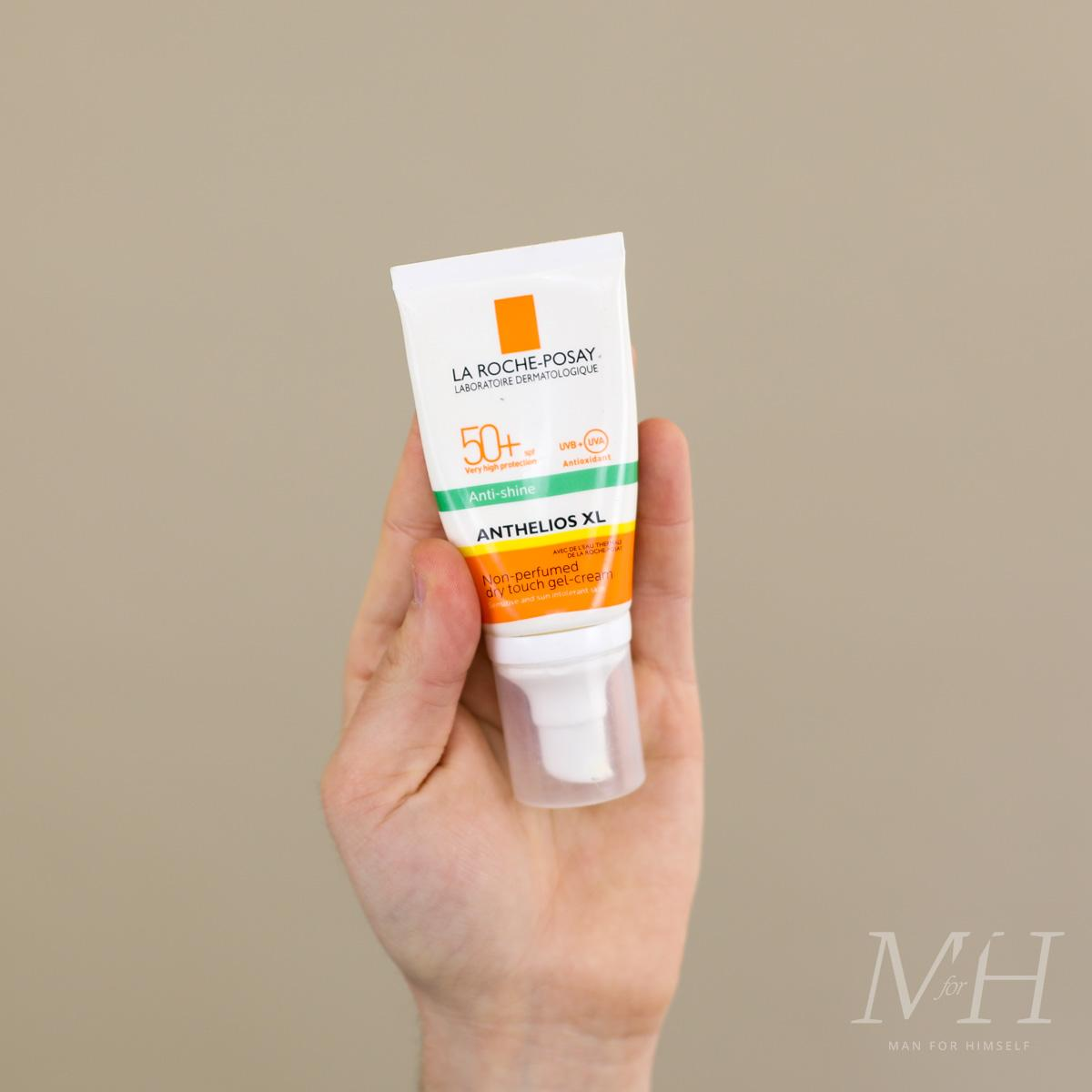 le-roche-posay-anthelios-XL-spf-product-man-for-himself