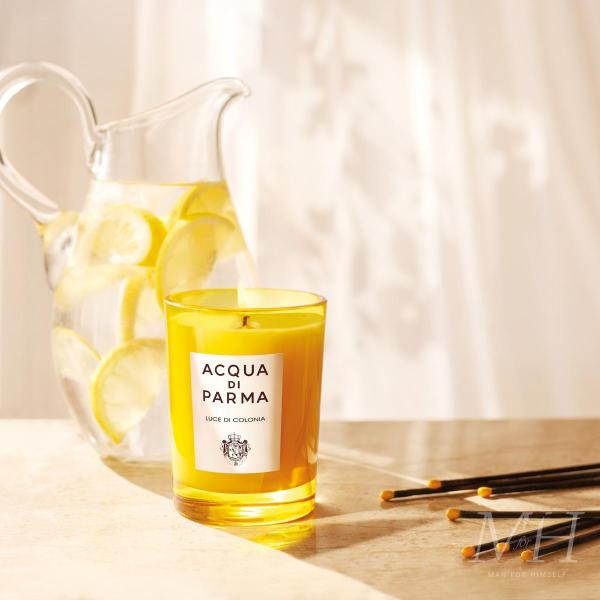 Aqua Di Parma Home Collection | New Launch