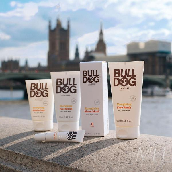 Win £2,000 And A Year's Supply Of Bulldog Skincare