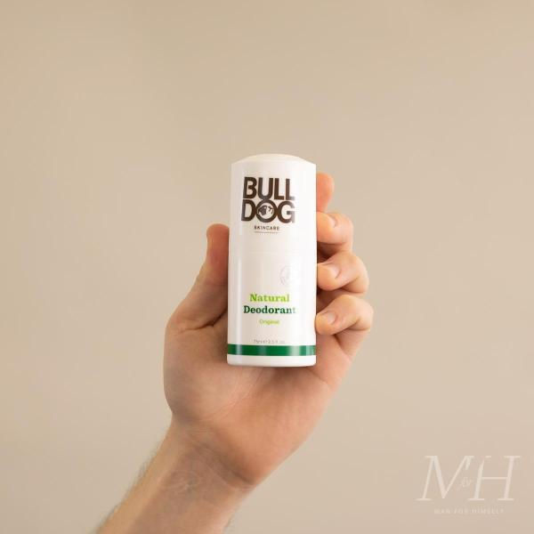 Bulldog Skincare Natural Deodorants
