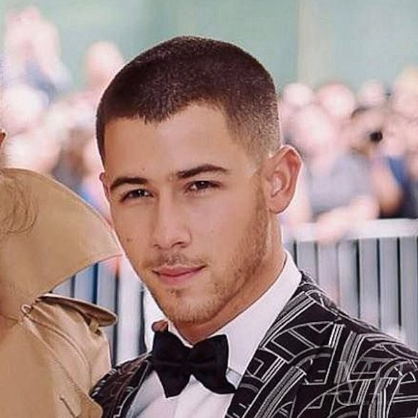 Nick Jonas: Buzz Cut