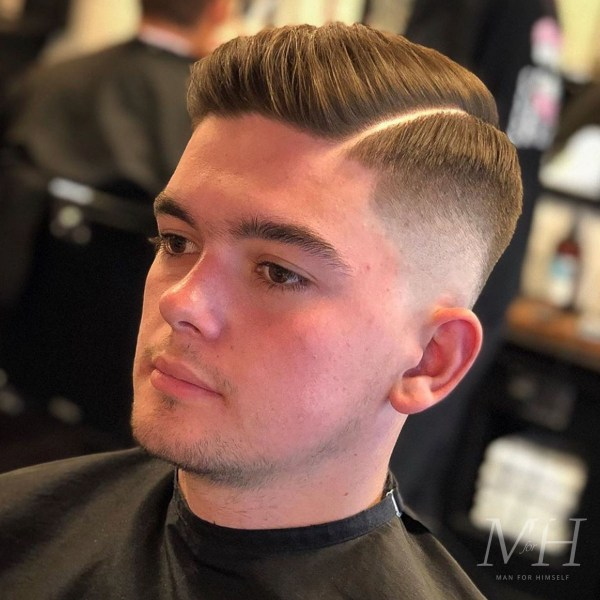 mens-hairstyle-pompadour-razor-part-haircut-MFH30-man-for-himself