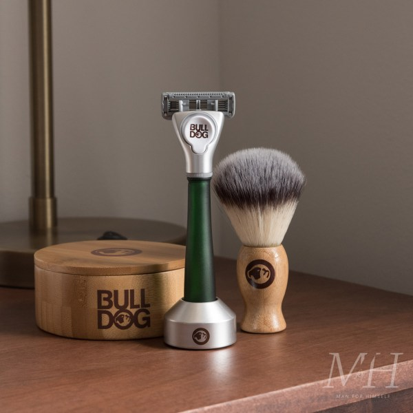 Bulldog Skincare's Glass Razors – Made From Recycled Beer Bottles!