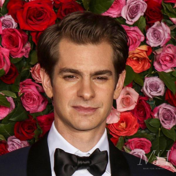 Andrew Garfield: Swept Back Quiff Hairstyle
