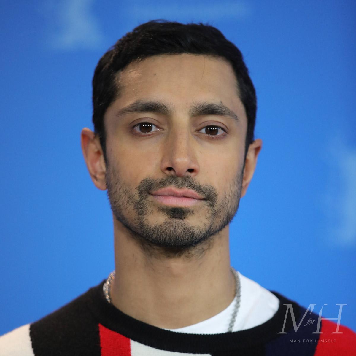 Riz Ahmed Short Beard
