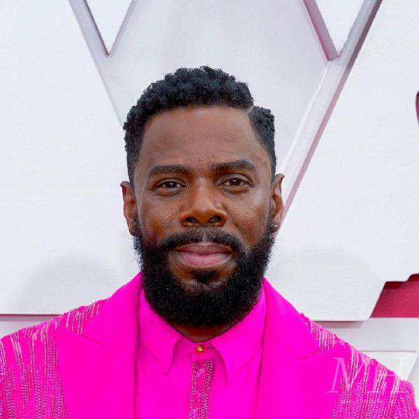 Colman Domingo: Tapered Afro With Fade And Hard Part