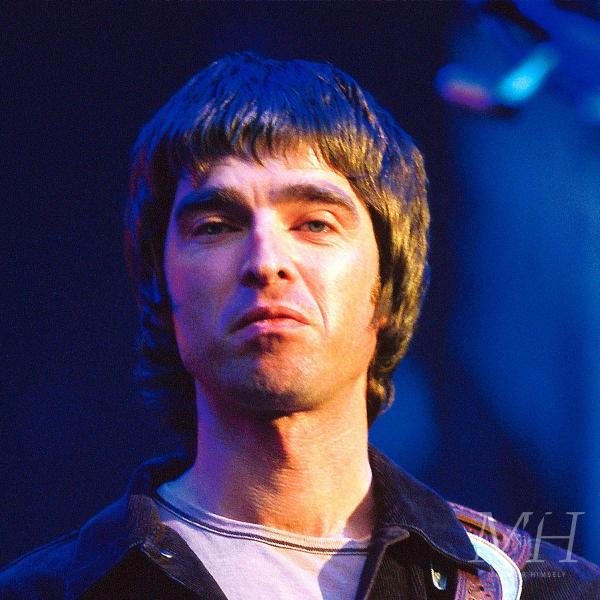 Noel Gallagher: Short Length Mod Haircut