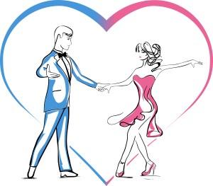 Logo Manfred Goblirsch Zeit für Dich Tanzbegleitung Taxitanzen Taxitänzer Herz Psychologische Beratung Tanzberatung Tanzpaar