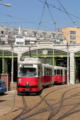 4795-c4 Linie 30 Bhf Brigittenau 3-17-2-2
