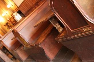 Gordon Bennet Bar Williamsburg furniture