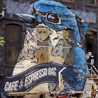 Swallow Cafe Bushwick Brooklyn photo by Kenny Powers