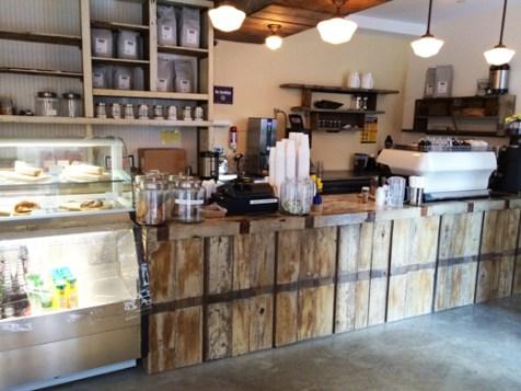 Coffee bar design