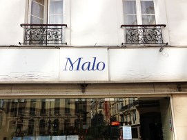 Malo Bakery - Paris, France