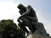 The Thinker from the Left
