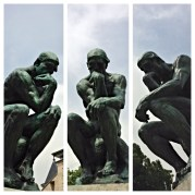 The Thinker Compiled