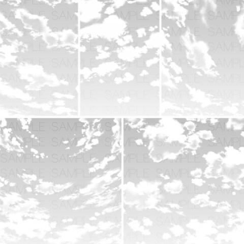 薄空トーン5種サムネ