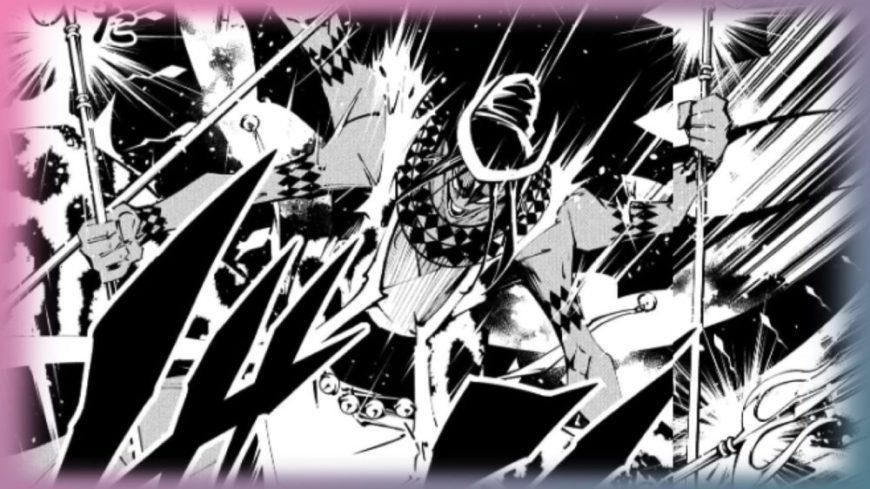 SHAMAN KING THE SUPER STAR#32ダイ仏ゾーン第5廻「宿」