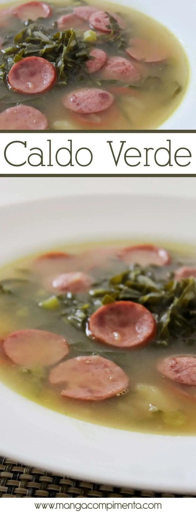 Caldo Verde - Uma sopa quentinha para quando o inverno chegar!