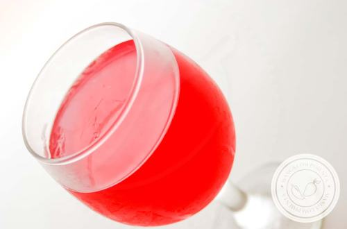 Gelatina de Melancia com Vodka - sobremesa para dia de festa!