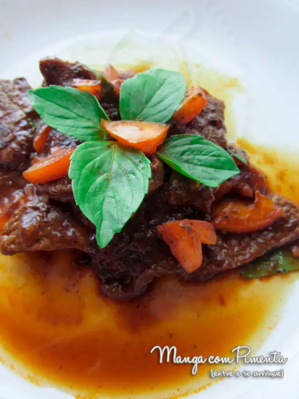 Carne a moda italiana