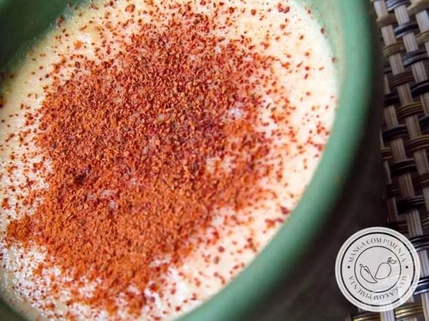 Curau de Milho Verde - um doce delicioso para a sua festa Junina!