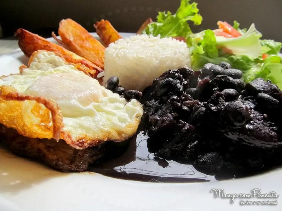 À La Minuta - um prato simples e muito querido por aqui!