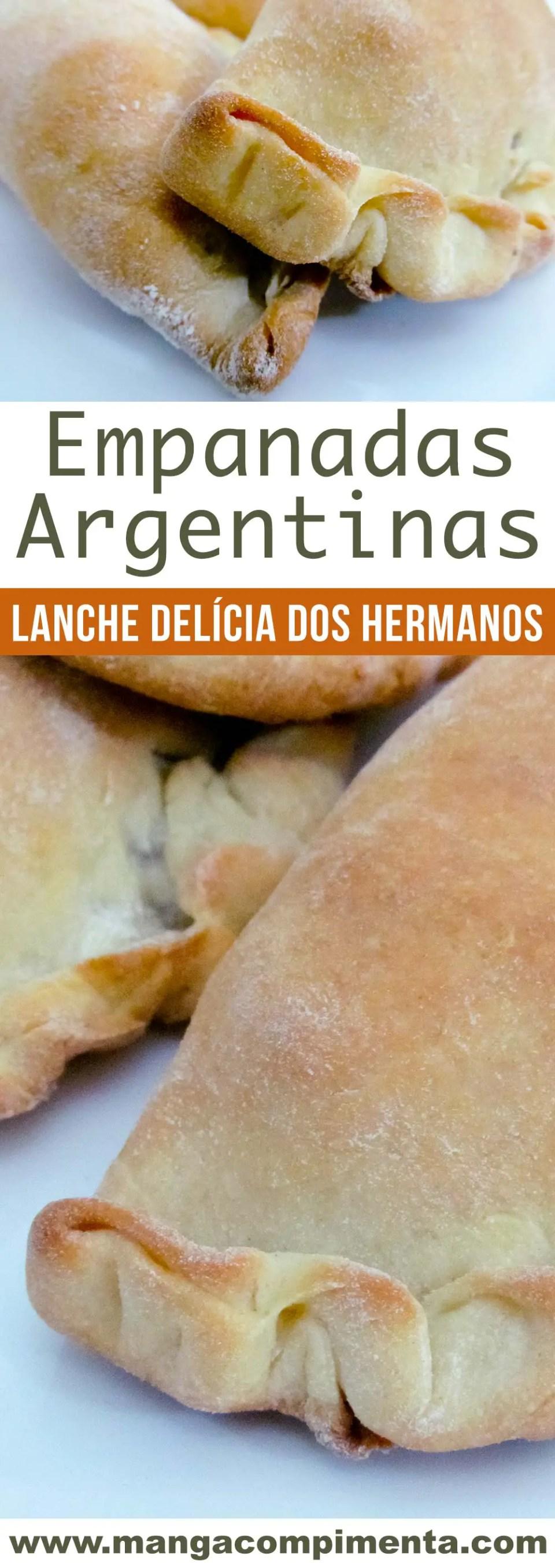 Empanadas Argentinas-uma nova paixão na minha cozinha!
