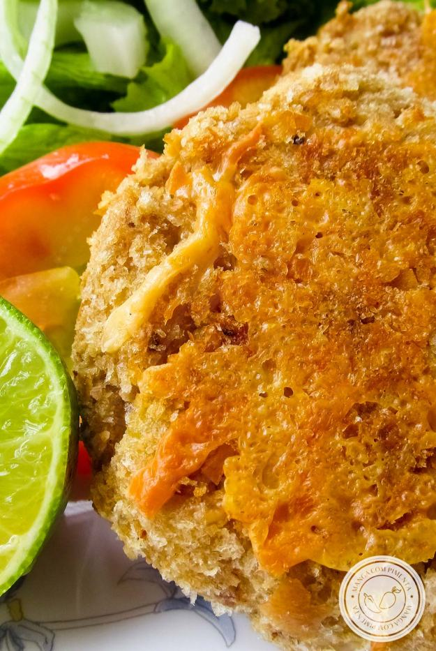 Bolinhos de Atum ao Limão   Polpette di Tonno al Limone – Receita Italiana
