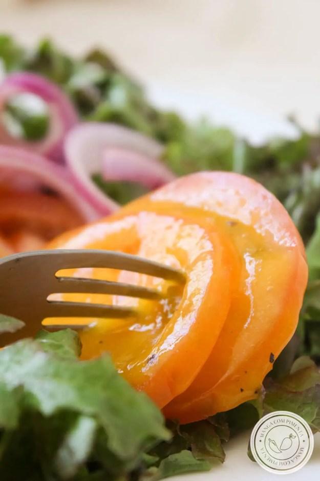 Receita para Salada