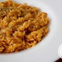 Arroz Mexicano | Prepare essa receita para o Almoço!