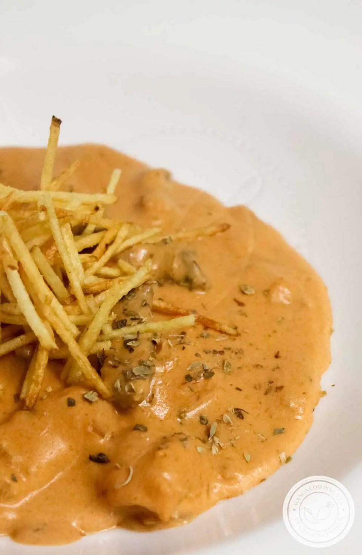 Receita de Strogonoff de Carne - um prato Comfort Food para as refeições da semana!