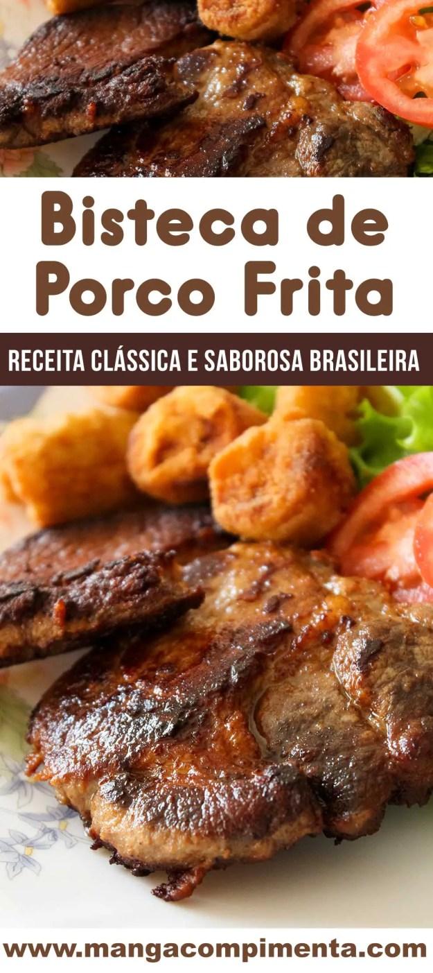 Receita de Bisteca de Porco Frita e Saborosa - para um almoço delicioso e clássico com a família!