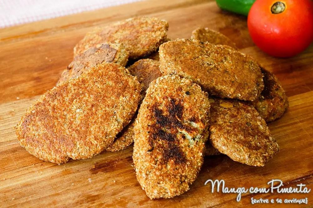 Nuggets de Couve-Flor {Receitas do Bem}