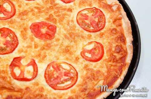 Massa de Pizza Caseira com Farinha Branca e Integral - Youtube