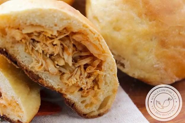 Receita de Pão de Batata - Youtube - um lanche delicioso para o final de semana com a família.