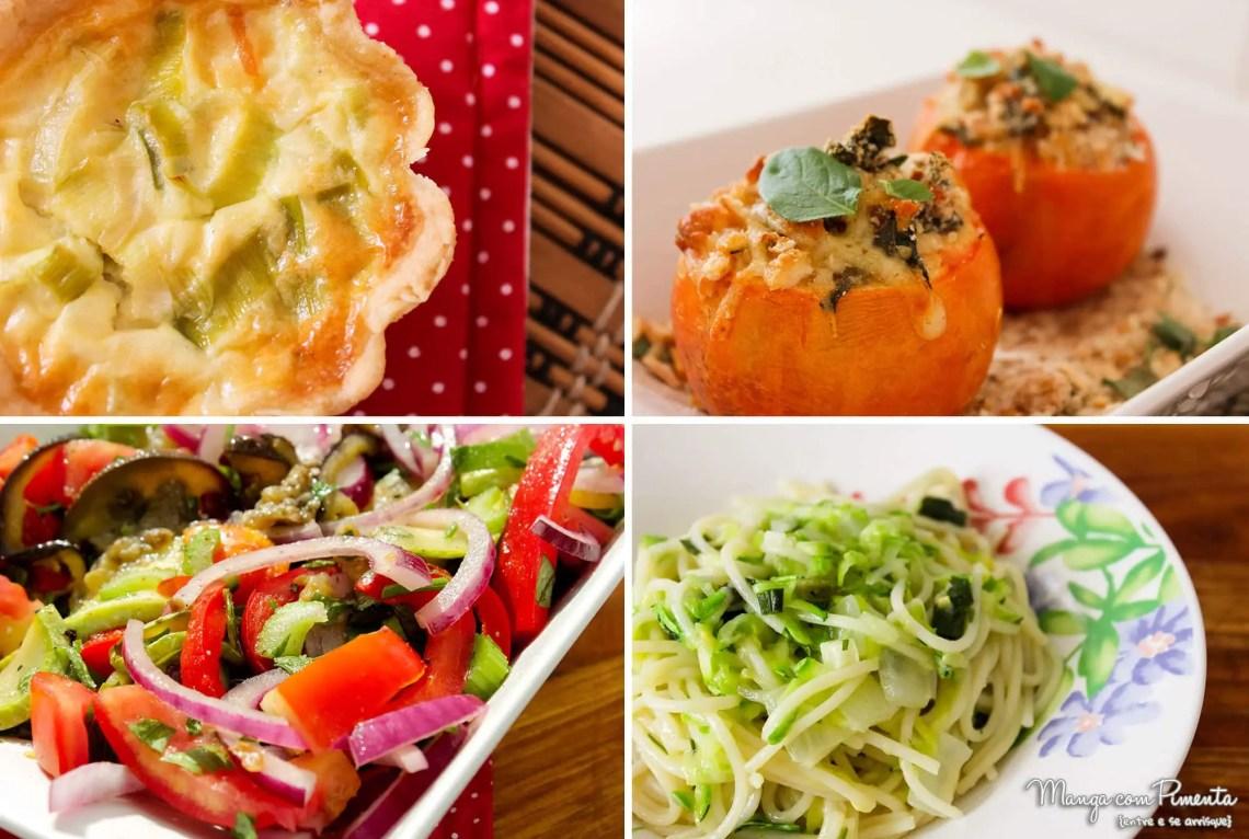 Ceia de Natal Vegetariana? Veja dez receitas gostosas!