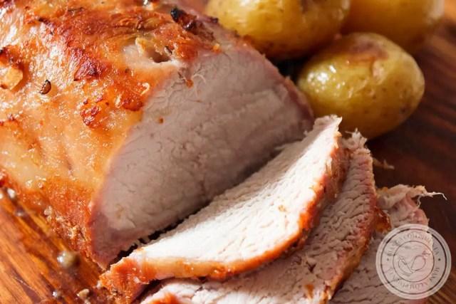 Lombo de Porco na Cerveja | Natal e Ano Novo