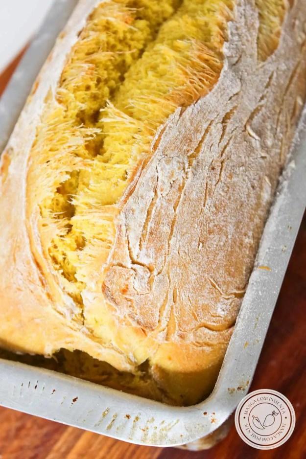 Receita de Pão de Abóbora - prepare um lanche caseiro saboroso no final de semana!