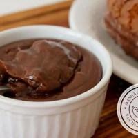 Como fazer Ganache Falso de Chocolate em Pó